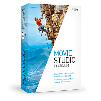 MAGIX Vegas Movie Studio Platinum 14