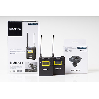 SONY Dual Channel UWP-D Kit / 42
